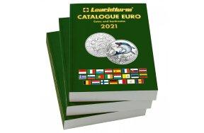 EURO CATALOQUE FOR COINS & NAKNOTES 2021